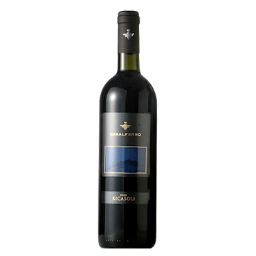 casalferro toscana igt red wine barone ricasoli  1999 Tuscany - Red Wines