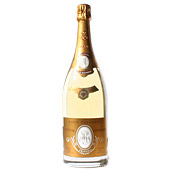 cristal Magnumflasche Champagner louis roederer  2007 Frankreich